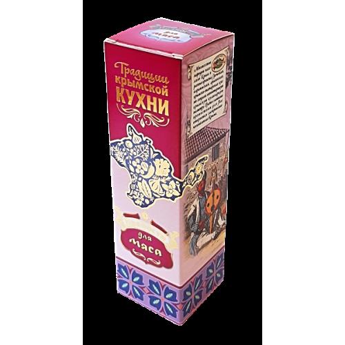 """Приправа для мяса """"Традиции крымской кухни"""", картонная пачка, 50 г"""