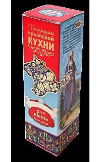 """Приправа для рыбы """"Традиции крымской кухни"""", картонная пачка, 50 г"""