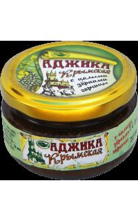 Аджика Крымская с целыми зернами горчицы
