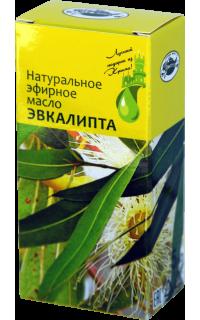 """Натуральные эфирные масла """"Эвкалипт"""" (5 мл.)"""